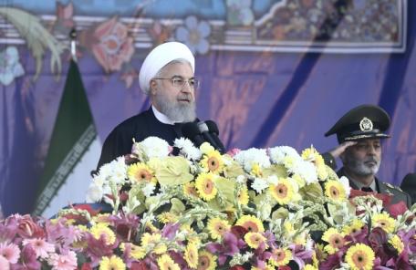 """로하니 이란 대통령 """"美 핵합의 파기 대비 모든 시나리오 준비"""""""