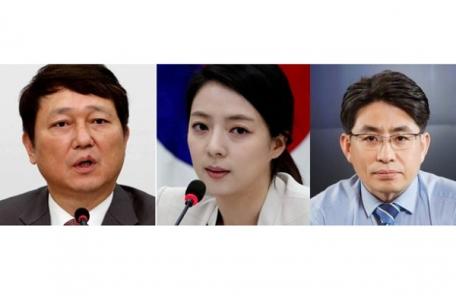 최재성 vs 배현진 vs 박종진…'최대 격전지' 송파을 대진표 확정