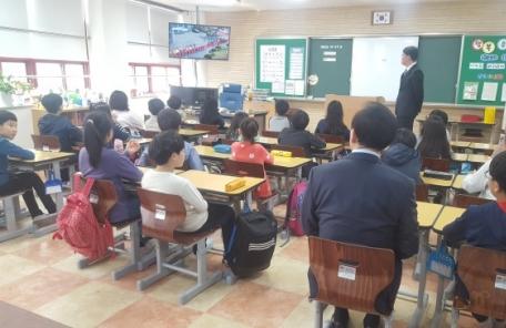 [남북정상회담] 초등학생도 역사적 순간 함께 나눈다