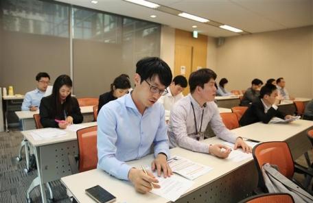 (협찬) 한화건설, '일과 후 수업' 인기… 임직원 자기개발 힘써