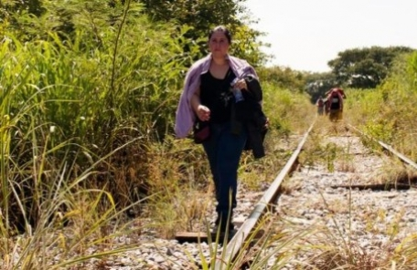 중남미 난민 '엑소더스'…지난해 58% 급증