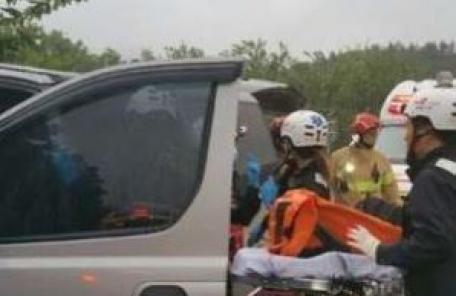 '슈퍼맨이 돌아왔다' 촬영팀 고속도로 사고…출연진은 없어
