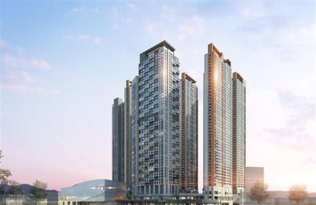 평촌ㆍ산본을 품다…현대건설 '힐스테이트 금정역' 6월 분양