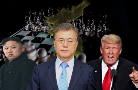 [북미회담 무산] 납짝 엎드린 北… 남북 핫라인 첫통화 성사?