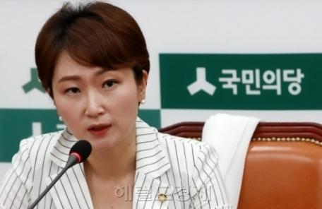 """이언주 """"김정은, 여당 최고 선대본부장"""" 글 올렸다 삭제 '논란'"""