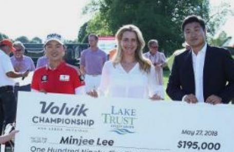LPGA 4승 달성한 이민지… 우승상금으로 22번째 생일 자축