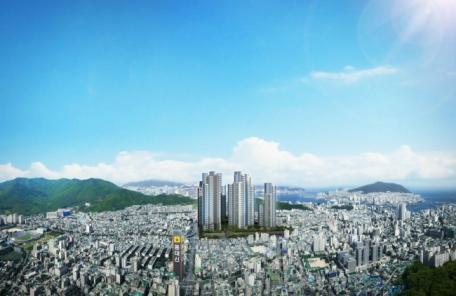 불황에도 굳건한 지방 역세권 아파트 '동대신역 비스타동원' 눈길