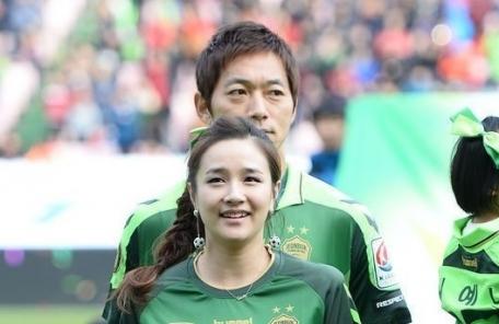 김보민♥김남일 결혼 전 비밀연애 수호자는 '캡틴' 박지성