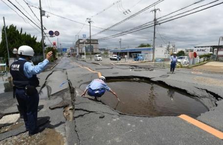 '불의 고리' 日 오사카·과테말라 잇단 지진…인접국 한국은 안전하나