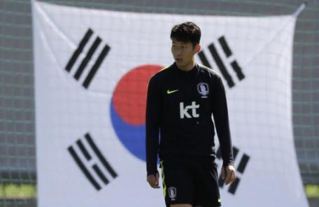 """""""손흥민 득점력에 주목""""…일본 언론, 한국 첫 경기 관심 집중"""