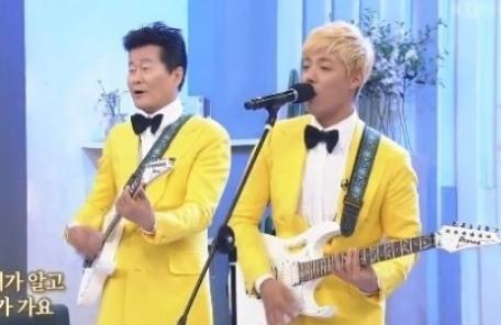 """가수 강남 """"태진아에 아빠라고 한다"""""""