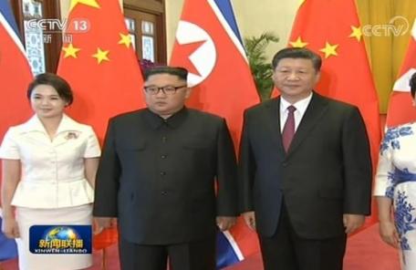"""김정은-시진핑 3차 회동…""""비핵화는 새로운 국면 열것"""""""