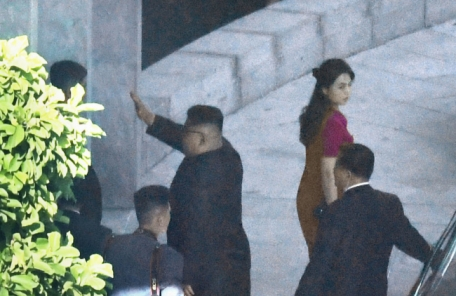 김정은, 방중해 시진핑과 두차례 회동…'북중 밀착관계' 과시