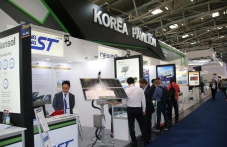 '인터솔라 유럽 2018'에서 한국관 만난다