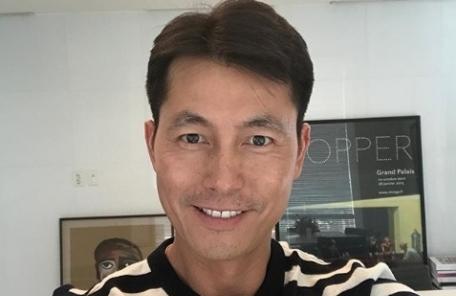 """정우성 측, 윤서인 저격에 """"입장 없다""""…무반응"""