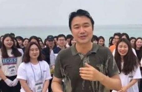 채시라, 文 대통령 지목한 김태욱의 아이스버킷챌린지 영상 삭제