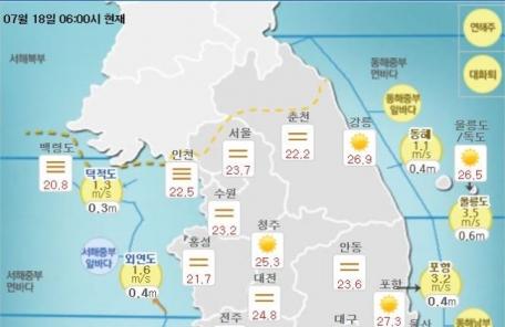 [날씨&라이프] 대구 낮 최고 37도…연일 폭염에 전국 들끓어