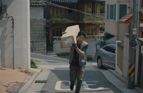 G마켓 택배기사 응원 영상, 유튜브서 1천만명 감동-copy(o)1
