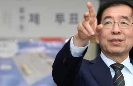 한달 '월세 200만원' 박원순 시장 옥탑방 체험 왜?