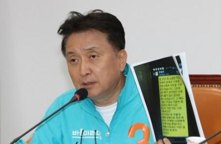 """김영환, 이재명 조폭 연루 의혹에 """"자신이 피해자라니…"""""""