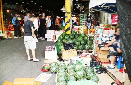 인천 구월동 농산물도매시장 28일 임시 휴업