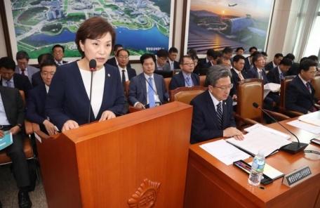 김현미ㆍ박원순, '여의도ㆍ용산 개발안' 놓고 충돌