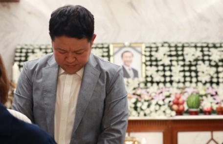 '썰전' 김구라·박형준, 노회찬 빈소 조문