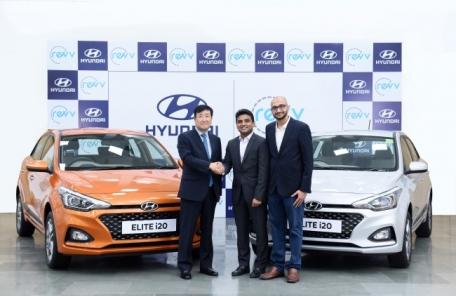 현대차, 인도 카셰어링 업체 '레브'에 전략적 투자 단행