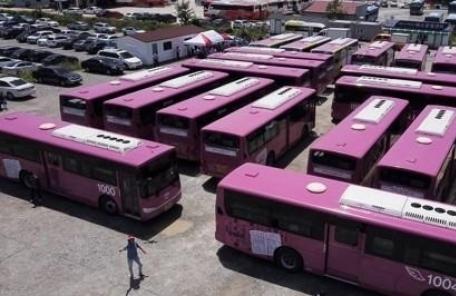 추석이 코앞인데… 세종·충남 버스 2000대 파업 초읽기