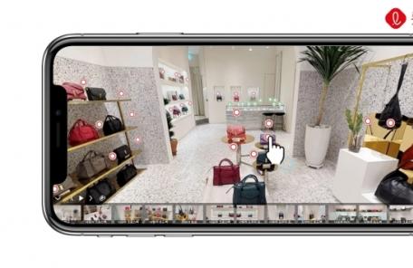 롯데홈쇼핑, 가상 쇼핑 공간 'VR 스트리트' 도입