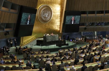 유엔총회 개막…트럼프-문재인-리용호 연설예정, '북핵 외교전' 주목