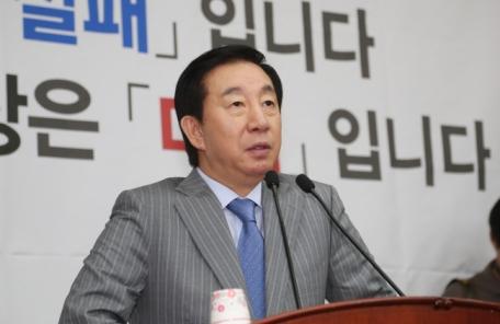 """김성태 """"북핵 숨겨놨는데 우린 무장해제"""""""