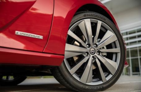 한국타이어, 2019 닛산 알티마에 신차용 타이어 공급