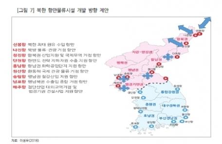 """""""北 항만물류 개발 중요…나진ㆍ청진항, 대륙 철도망연계 역할 클 것"""""""