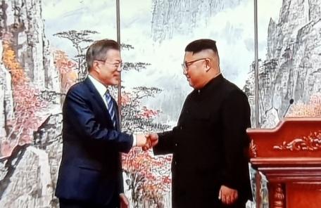 <토생>평양공동선언 공세 수위 높위 한국, 수위 조절하는 바른미래