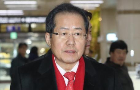 """홍준표 """"위장 평화, 결과는 참담"""""""