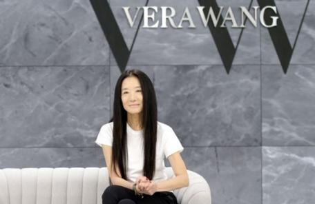 세계적 디자이너 '베라 왕' 최초 내한…브랜드 'VW베라왕' 전략 논의