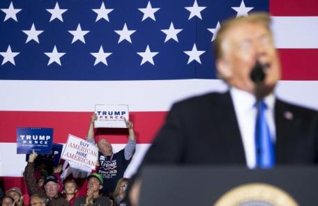 美재정적자, 트럼프 첫 해 7790억달러로 확대…6년 만에 최대치
