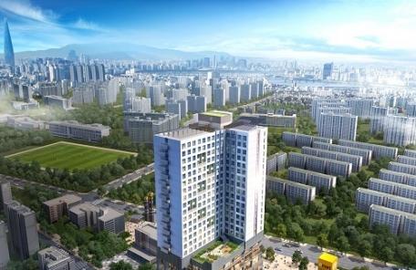 강남 4구 블루칩 강동 고덕, 오피스텔 시장 중심으로 주목