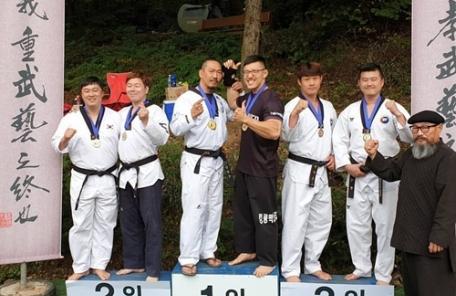 킹콩팩토리 광고모델 양경진 선수, 격파명인전 출전 4개 메달 수상