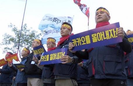 7만여대 서울 택시업계도 파업예고…시민들은 '냉담'