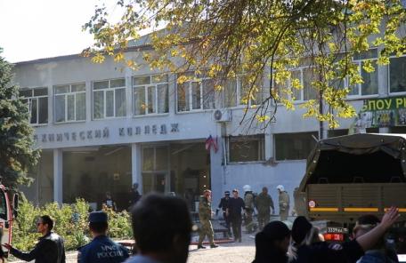크림반도 기술대학서 폭발사고 10명 사망ㆍ50명 부상
