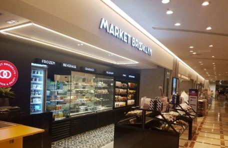 마켓 브루클린, 롯데백화점 잠실점 '월드스트리트' 오프라인 매장 오픈