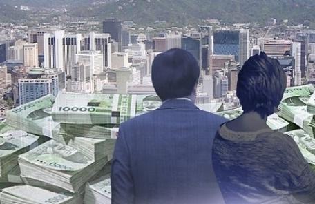 한국 100만장자 75만명…평균 자산은 약 2억원