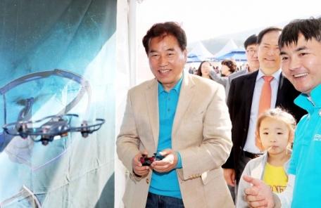 용인사이버과학축제,  학생ㆍ시민 3만명 참여 성황