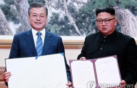 평양공동선언ㆍ판문점선언 '군사분야 합의서' 국무회의 통과