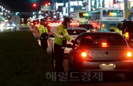 음주운전 두 번만 걸려도 면허 취소…경찰, '투 스트라이크 아웃제' 추진