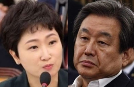 """김무성, 이언주 영도 출마설에 """"상의한다면…"""""""