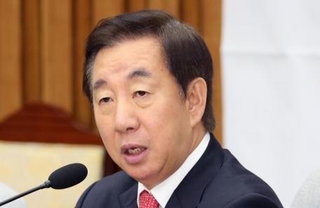 """김성태 """"황교안은 간 보고 오세훈은 눈치 보고…"""""""