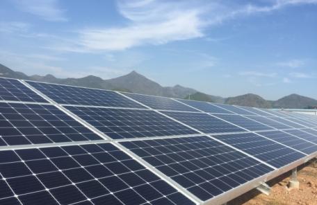 한화큐셀, 중국 태양광발전소 프로젝트에 고출력 모듈 공급